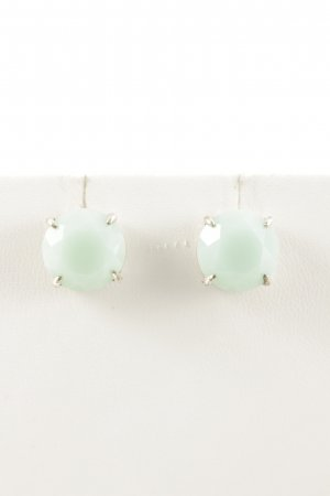 Stella & Dot Ear stud silver-colored-turquoise elegant