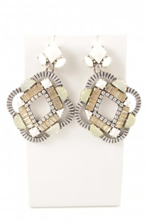 Stella & Dot Statement Earrings multicolored