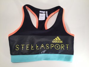 Adidas by Stella McCartney Sporttop veelkleurig Synthetische vezel