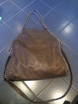 Stella Mc Cartney style Tasche mit kettenhenkeln