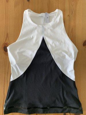 Adidas by Stella McCartney Sports Shirt white-black