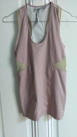 Adidas by Stella McCartney Sports Tank dusky pink