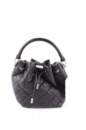 "Stella McCartney Buideltas ""Falabella Quilted Bucket Bag Black"" zwart"