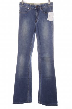 Stella McCartney Boot Cut Jeans blau Casual-Look