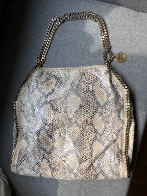 Stella McCartney chainbag schlangenlederoptk