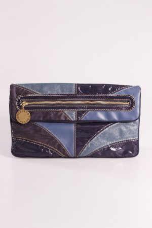 Stella McCartney Clutch blau