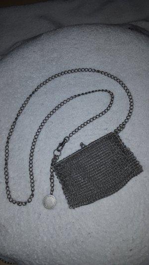 Stella McCartney for H&M Mini sac argenté-gris anthracite