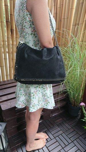Stella McCartney Falabella Große Flap Bag