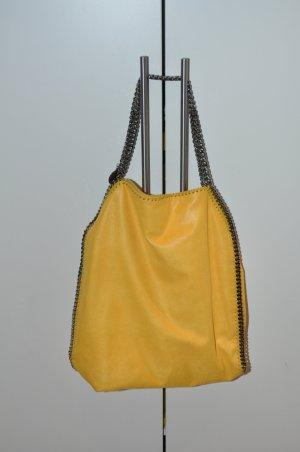 Stella McCartney Tote yellow polyurethane