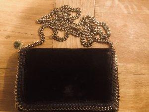 Stella McCartney Falabella Velvet Handbag