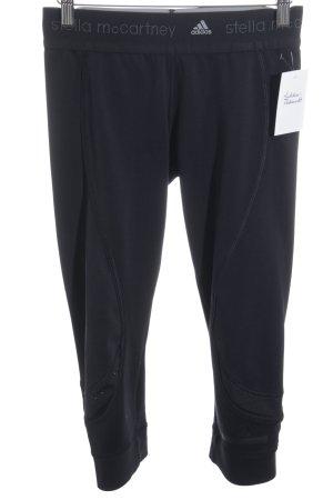 Stella McCartney for Adidas Sporthose schwarz sportlicher Stil