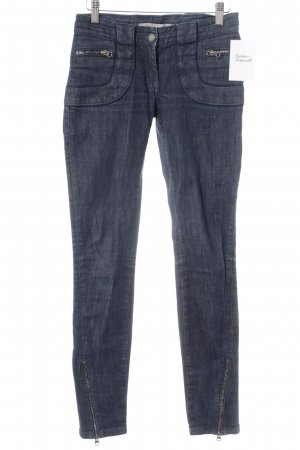 Stella McCartney for H&M High Waist Jeans dark blue casual look