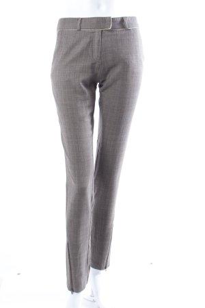 H&M Pantalon gris brun laine