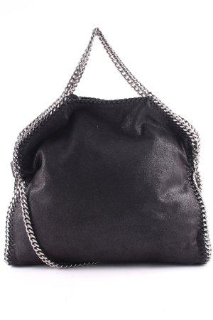 "Stella McCartney Handtasche ""Falabella Fold Over Tote Black"" schwarz"