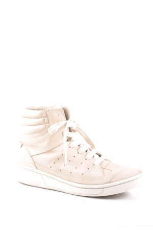 Stella McCartney High Top Sneaker hellbeige sportlicher Stil