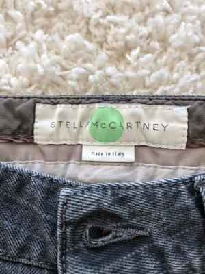 Stella McCartney Jeans grau Nadelstreifen