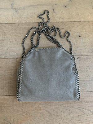 Stella McCartney kleine Falabella Tasche grau
