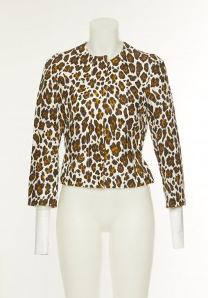 STELLA MCCARTNEY LEOPARD COLLECTION  BLAZER