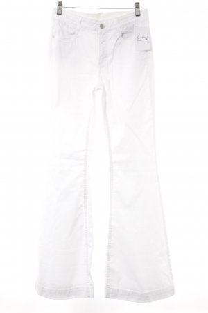 Stella McCartney Marlene Denim white casual look