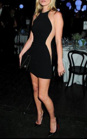 Stella McCartney Saskia Dress hourglass bodycon meghan