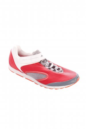 Stella McCartney Schnürsneaker mehrfarbig Materialmix-Look