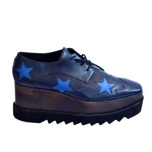 Stella McCartney Schuhe Elyse mit Sternen
