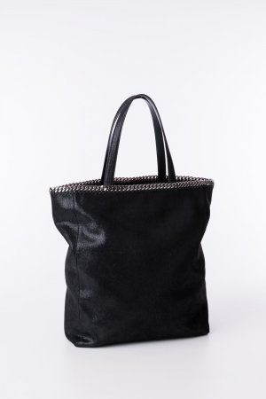 Stella McCartney Comprador negro Imitación de cuero