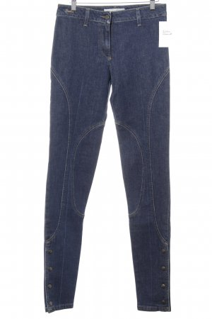 Stella McCartney Skinny Jeans camel-dunkelblau Casual-Look