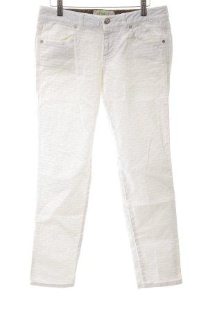 Stella McCartney Slim Jeans weiß Casual-Look