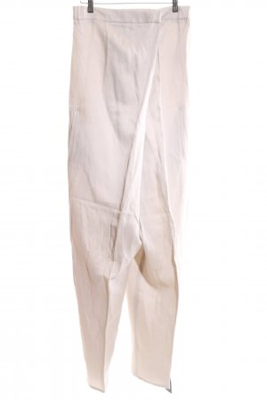 Stella McCartney Stoffhose wollweiß Casual-Look