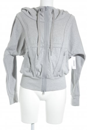 Stella McCartney Sweatjacke grau Casual-Look