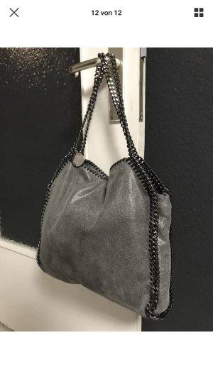 Stella McCartney Tasche Falabella Small Tote grau