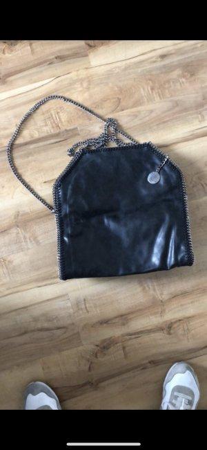 Stella McCartney Tasche | Original | Silber | schwarz | Blogger | Falabella
