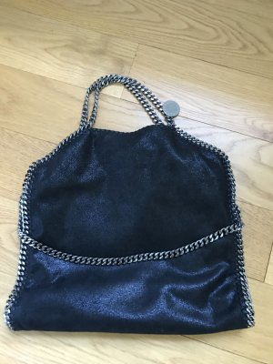 Stella McCartney Shopper black imitation leather