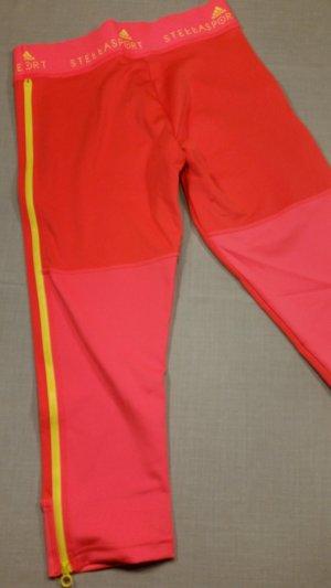 Adidas by Stella McCartney 3/4-broek veelkleurig Synthetische vezel