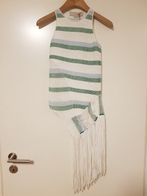 Stella McCartney Tunic white-lime-green