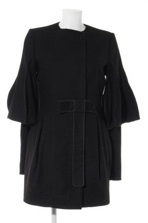 Stella McCartney Between-Seasons-Coat black elegant