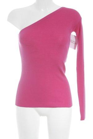 Stella McCartney Maglione di lana rosa stile semplice