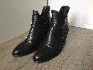 STEPHANE DE RAUCOURT by STRATEGIA Stiefel Stiefeletten Gr 40 Boots