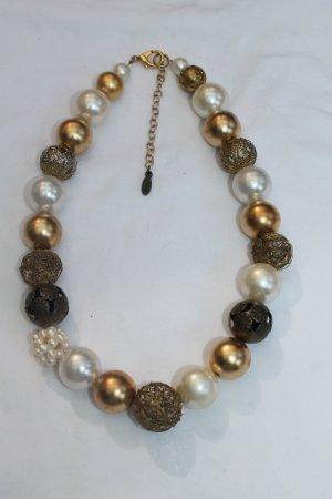 STEPHISIMO * tolle Kette mit ausgefallenen Perlen * kaum getragen *