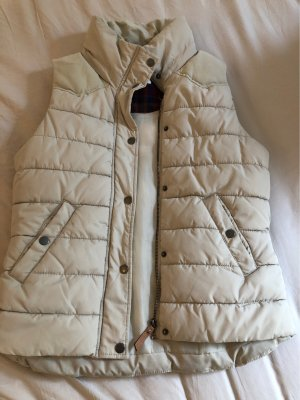 H&M L.O.G.G. Quilted Gilet multicolored