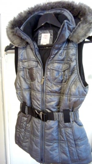 s.Oliver Quilted Gilet multicolored