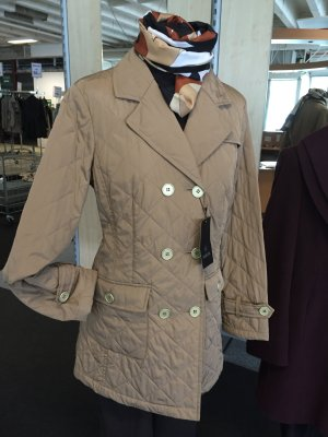 Madeleine Long Jacket beige