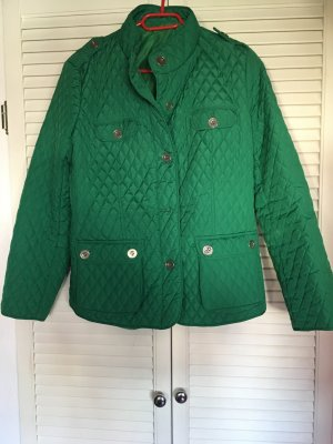 Quilted Jacket green
