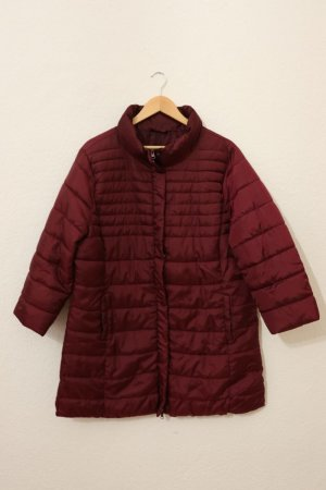 Takko Quilted Jacket bordeaux