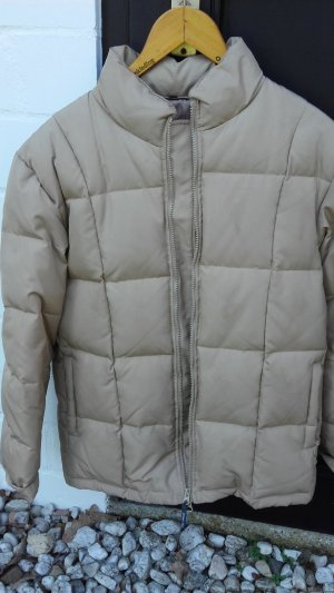 Street One Quilted Jacket beige