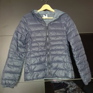 Only Quilted Jacket slate-gray