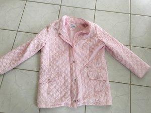 Delmod Giubbotto trapuntato rosa pallido