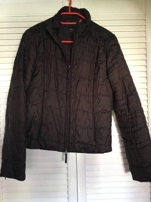 Esprit Quilted Jacket dark brown