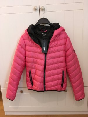 Steppjacke gr 36 fishbone neu